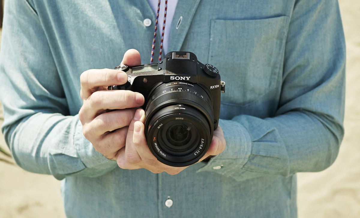 SONY BRIDGE RX10 II